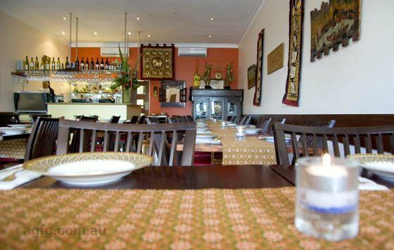 Thai restaurant melbourne northern suburbs