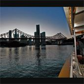 Brisbane River Cruise Logo