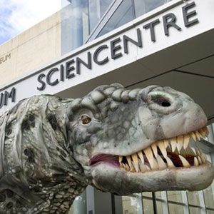 Queensland Museum and Sciencentre