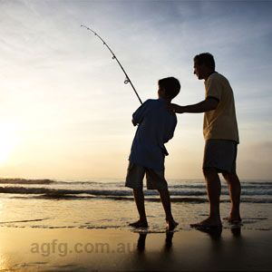 Fishing in Eyre Peninsula