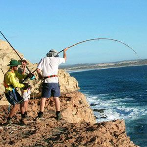 Fishing in Gascoyne