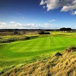 Golfing in Geelong