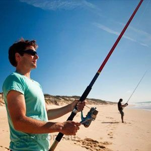 Fishing in Gippsland