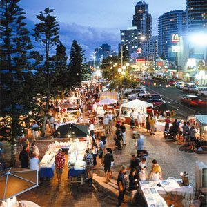 the avenue surfers paradise gig guide