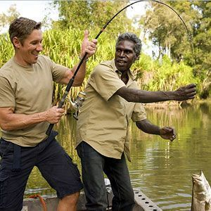 Fishing in Kakadu/Arnhem Land