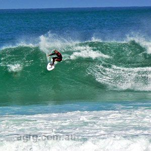 Surfing on The Fleurieu Peninsula