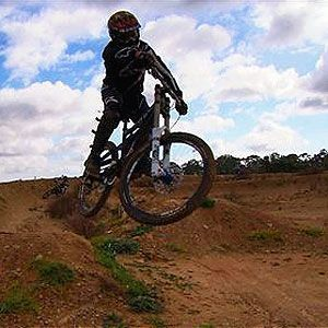 Mountain Biking in the Adelaide Hills