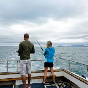 Fishing on the Bass Strait Islands