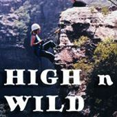 Canyoning in the Blue Mountains Logo