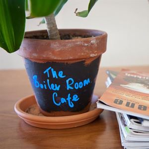 The Boiler Room Cafe