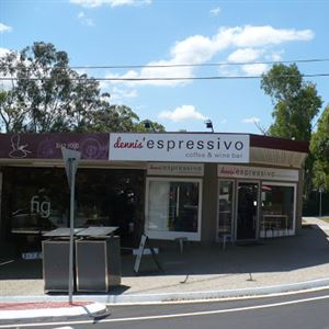 Dennis Espressivo Coffee & Wine Bar