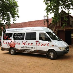 Nagambie Wine Tours