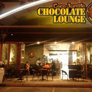 Coco Jungle Chocolate Lounge