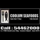 Coolum Seafoods Logo