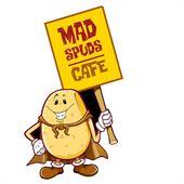 Mad Spuds Cafe Logo