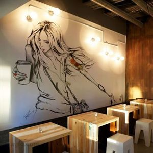 Louis Baxters Espresso Bar