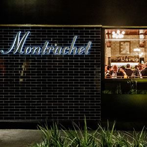 CHRISTMAS DINING AT MONTRACHET