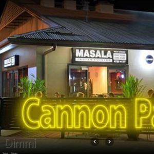 Masala Indian Cannon Park