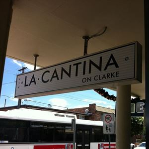 La Cantina on Clarke
