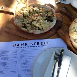 Bank Street Wood Fired Pizza & Gardens