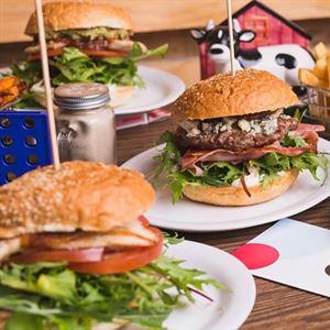 Missy Moo's Gourmet Burger Bar