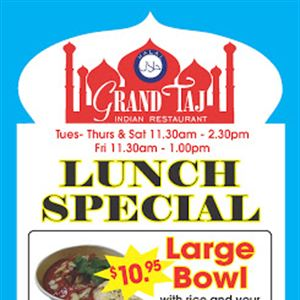 Grand Taj Indian Restaurant