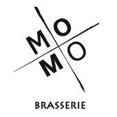 Momo Brasserie Logo
