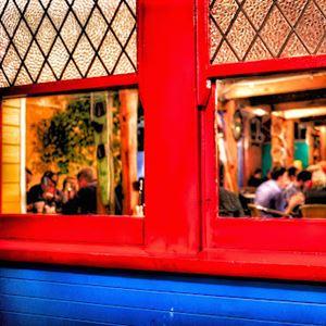 Deep Blue Café