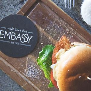 Embassy Craft Beer Bar