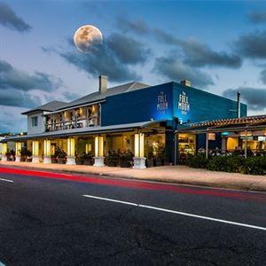 The Full Moon Hotel