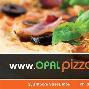 Opal Pizza