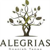 Alegrias Spanish Tapas Logo