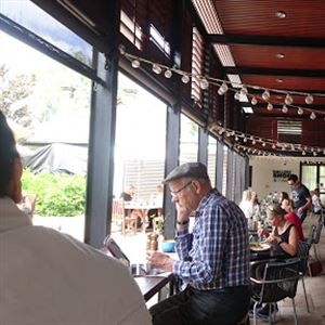 Cafe at Lewers