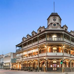 The National Hotel Fremantle
