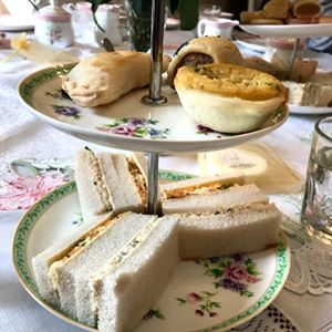 The Austen Tea Room