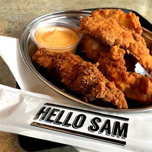 Hello Sam