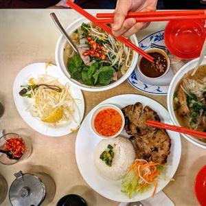 Pho Bo Ga Mekong Vietnam Restaurant
