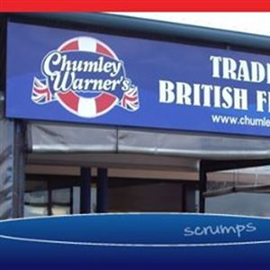 Chumley Warners Traditional British Fish & Chips