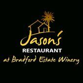 Jason's Restaurant at Bradford Estate Winery Logo
