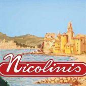 Nicolinis Italian Pizzeria & Restaurant Logo