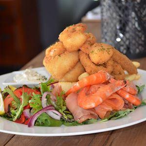 Angels Bayside Cafe