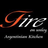 Fire On Unley Logo