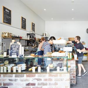 The Counter Cafe