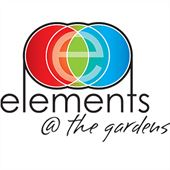 Elements @ the Gardens Function Centre Logo