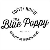 The Blue Poppy Logo