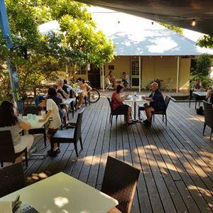 Eva's Botanical Garden Cafe