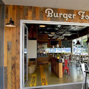 Burger Foundry St Morris