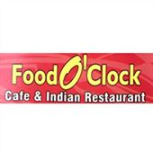 Food O' Clock Cafe & Indian Restaurant Logo