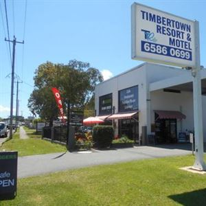 Timbertown Resort and Motel