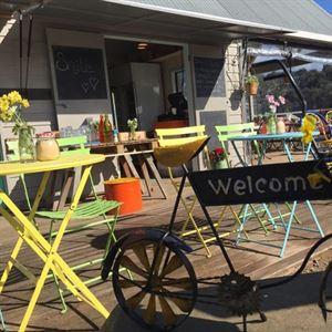 Swing Bridge Café & Boathouse